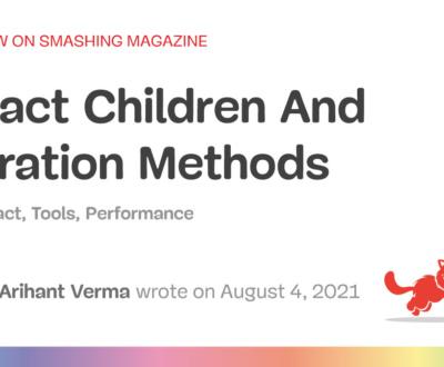 Meta Theme Colour and Trickery