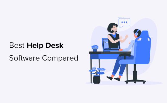 8 Finest Assist Desk Software program for Small Enterprise 2021 (In contrast)